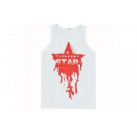 Майка BTN001587-6 белая Star