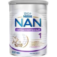 Сухая смесь Nestle NAN 1  гипоаллергенный 400 гр.