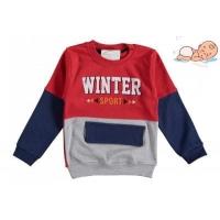 Толстовка детска winter 1- 4 лет