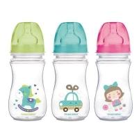 Бутылочка Canpol Babies PP EasyStart Toys антикол.300мл