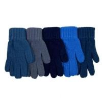 Теплыши перчатки TG-090 одинарная вязка (размер 15)