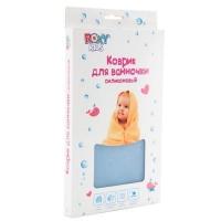Антискользящий силиконовый коврик для детской ванночки