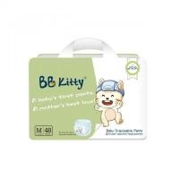 Подгузник трусики BB Kitty M 48 шт. (6-11кг)
