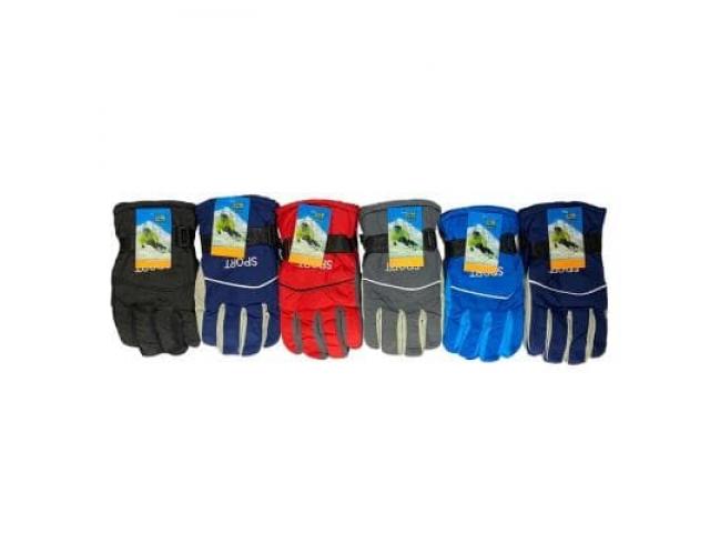 перчатки для мальчика (4-6лет)
