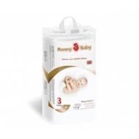 MOMMY BABY подгузники M (6-11кг) кг 48 шт