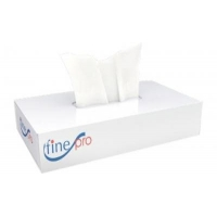 Салфетки бумажные 2-х сл.,Fine Pro, 70 листов