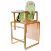"""Стол-стул для кормления Вилт """"Бутуз"""", (салатовый)"""