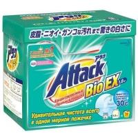 ATTAK BioEX конц.стиральный порошок 0,9 кг