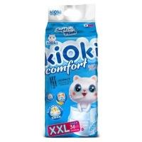Kioki трусики comfort  XXL 36 шт (15-25кг)