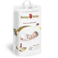 MOMMY BABY подгузники S (4-8 кг) 56 шт