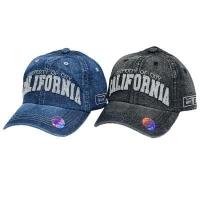 Бейсболка джинсовая california