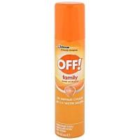 OFF family аэрозоль против комаров 100 мл