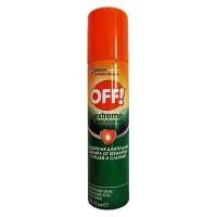 OFF extreme аэрозоль против комаров и насекомых 100 мл