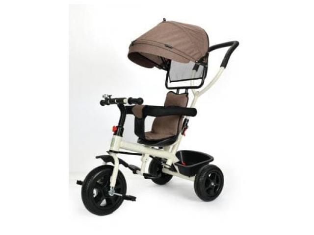 """Детский трехколесный велосипед TOMIX """"BABY TRIKE"""", Brown"""