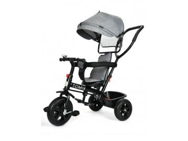 """Детский трехколесный велосипед TOMIX """"BABY TRIKE"""", Grey"""