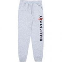 брюки для мальчика N 19F-6/10 серый