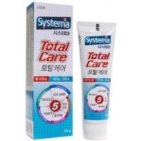 cj lion паста зубная systema total