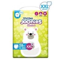 Joonies Comfort Подгузники-трусики XXL28, 15-20 кг