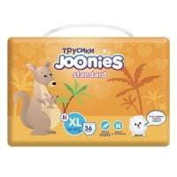 Joonies Standard подгузники-трусики XL36, 12-17 кг