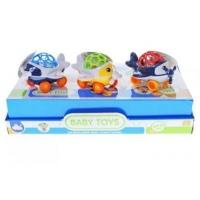baby toy игрушка развивающая самолетик в ассортименте