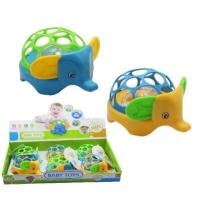 baby toy игрушка развивающая слоник в ассортименте