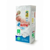 Подгузники Ekitto Premium L 44 (12+ кг)