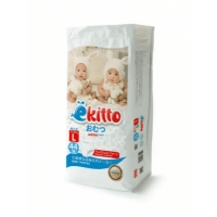 Подгузники-трусики  Ekitto Premium L 44 (12+ кг)