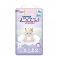 Joonies Royal Fluffy Подгузники-трусики M (6-11 кг) 54 шт.